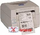 Принтер этикеток Citizen CLP-521, LPT/COM/USB, термо